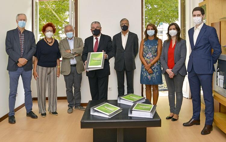 Jornal Campeão: PS entrega lista com ambição de continuar a valorizar Coimbra