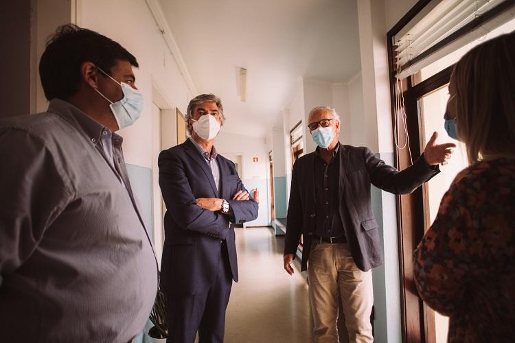 Jornal Campeão: Pedro Machado faz radiografia aos cuidados de saúde primários na Figueira da Foz