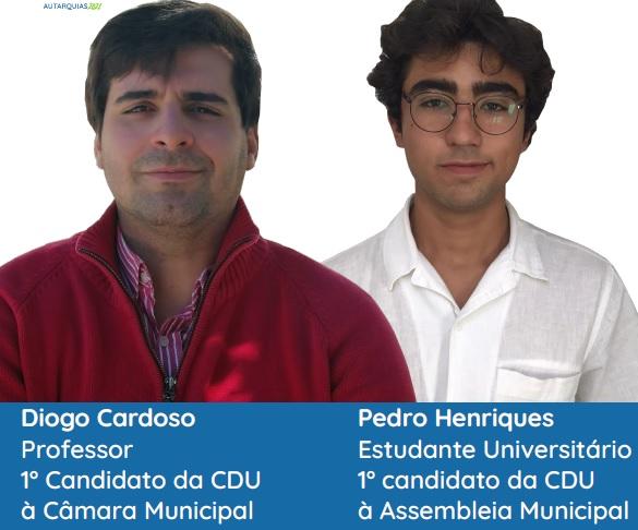 Jornal Campeão: Diogo Cardoso lidera lista da CDU à Câmara de Vila Nova de Poiares