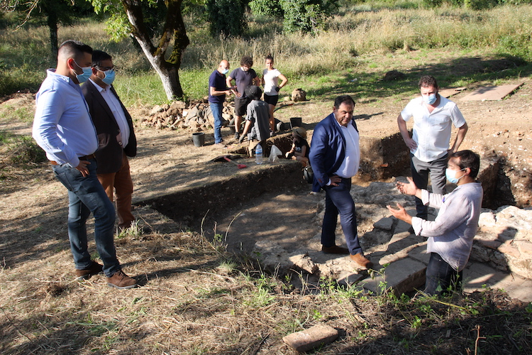 Jornal Campeão: Escavações nas ruínas de Conímbriga revelam enorme potencial arqueológico
