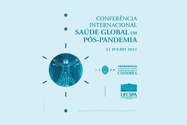 """Jornal Campeão: UC promove conferência internacional sobre """"Saúde Global em Pós-Pandemia"""""""