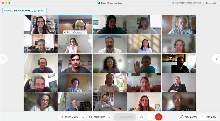 Jornal Campeão: Cáritas de Coimbra participou na 2.ª reunião de avaliação do Projecto Pharaon