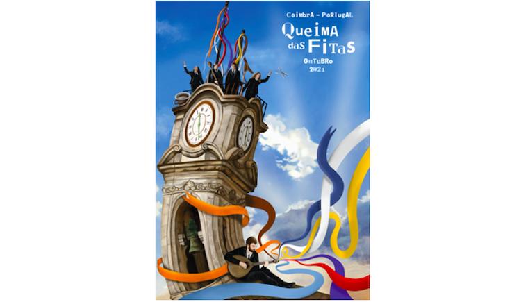 Jornal Campeão: Queima das Fitas de Coimbra apresentou cartaz oficial