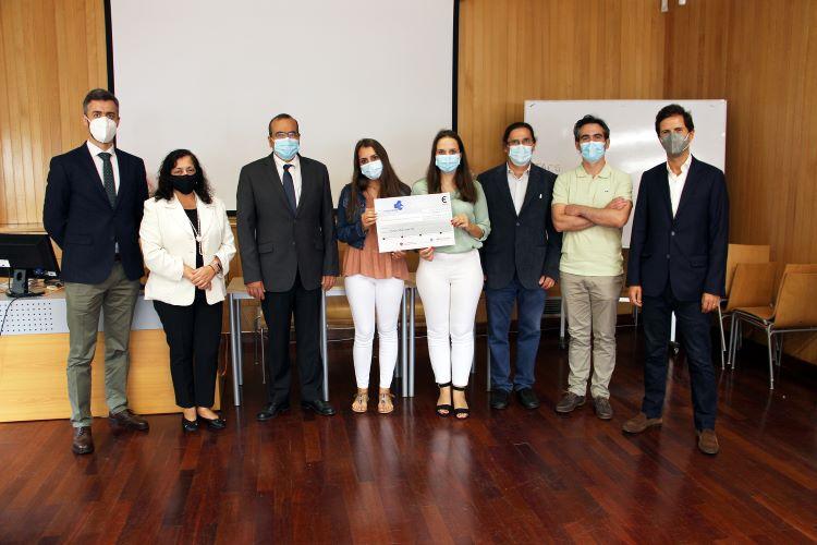 Jornal Campeão: Estudantes da ESEnfC vencem fase regional do Poliempreende