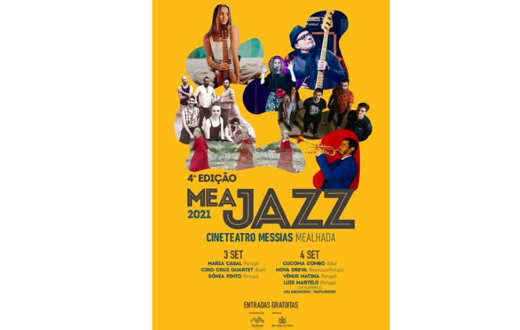 Jornal Campeão: Mealhada: Meajazz junta teatro e cinema à música