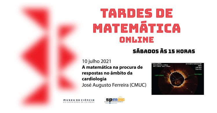 """Jornal Campeão: Museu da Ciência da UC com palestra no ciclo """"Tardes de Matemática"""""""
