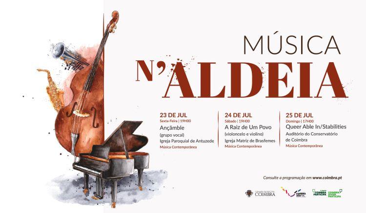 """Jornal Campeão: """"Música n'Aldeia"""" termina este fim-de-semana com balanço muito positivo"""