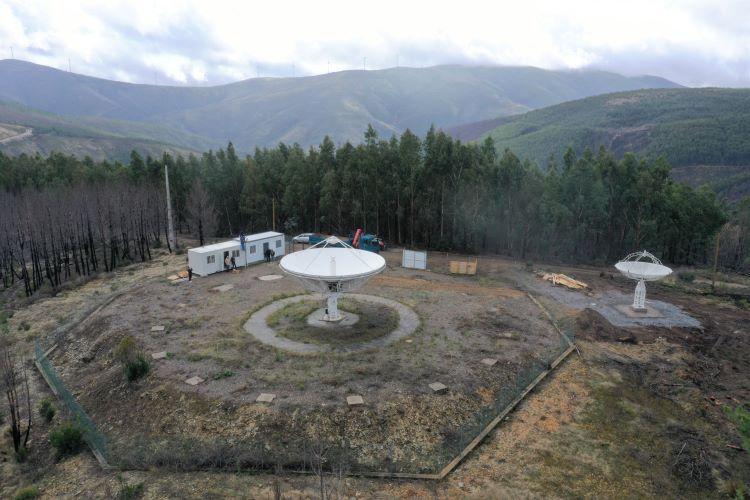 Jornal Campeão: Observatório Espacial de Pampilhosa da Serra tem novo telescópio