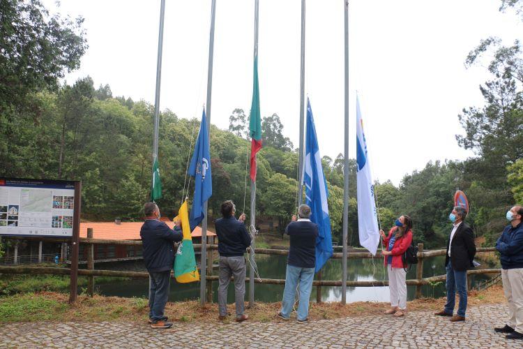 Jornal Campeão: Penela: Praia da Louçainha hasteou Bandeira e Praia Acessível