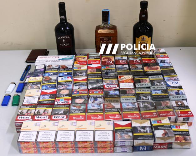 Jornal Campeão: PSP de Coimbra apanhou suspeito de furto no Rio Mondego