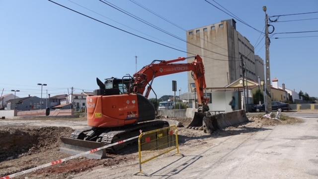 Jornal Campeão: Câmara de Coimbra reabilita terreno para estacionamento e zona de lazer na Adémia