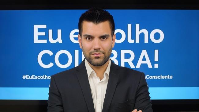 Jornal Campeão: Iniciativa Liberal concorre à Câmara e Assembleia Municipal de Coimbra