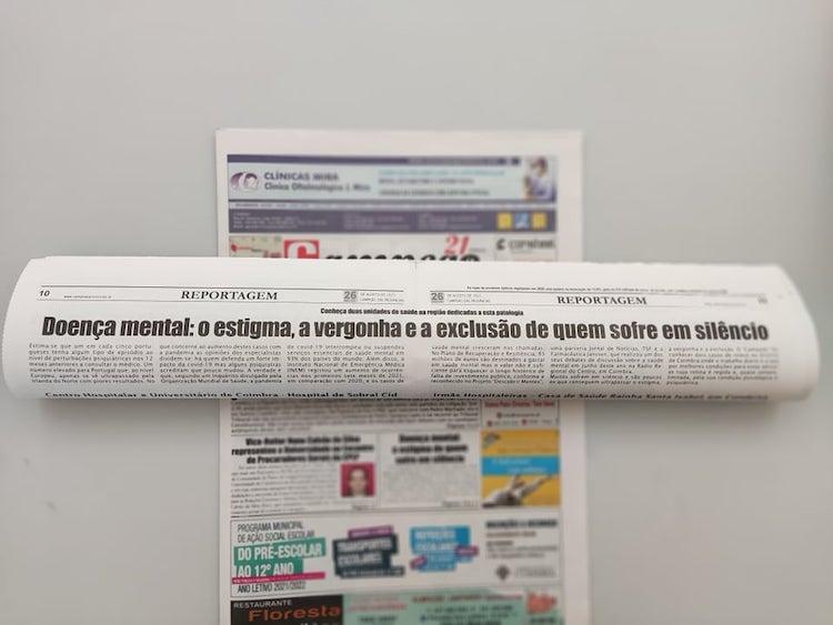 Jornal Campeão: Doença mental: o estigma, a vergonha e a exclusão de quem sofre em silêncio
