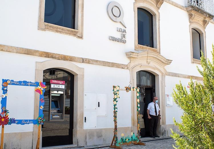 Jornal Campeão: Município de Pombal instala máquinas ATM no Mercado e Loja de Cidadão