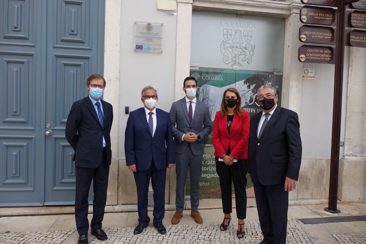 Jornal Campeão: Coimbra lidera cadastro simplificado dos prédios rústicos