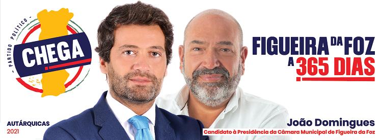 Jornal Campeão: Tribunal rejeita candidatura do Chega à Câmara da Figueira da Foz