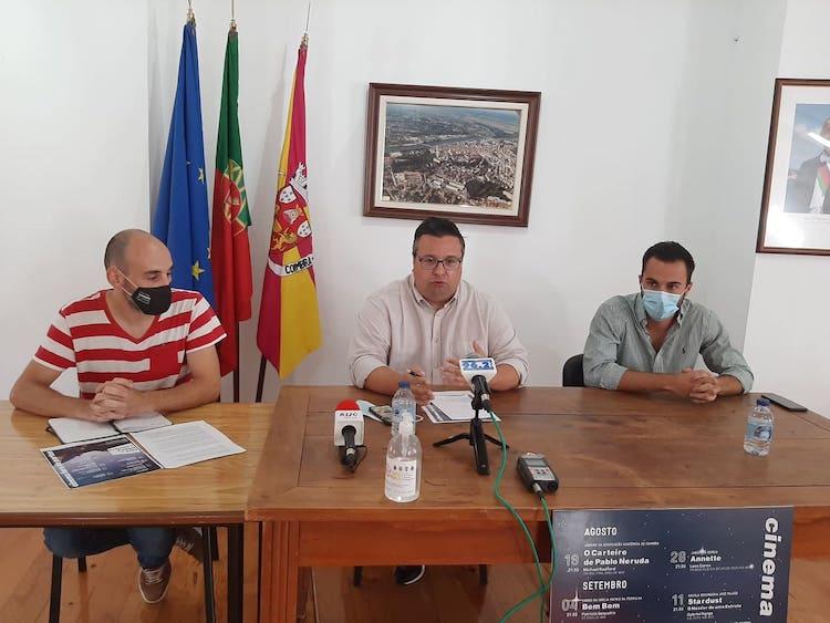 """Jornal Campeão: Ciclo vai exibir cinema """"fora de portas"""" em seis espaços de Coimbra"""