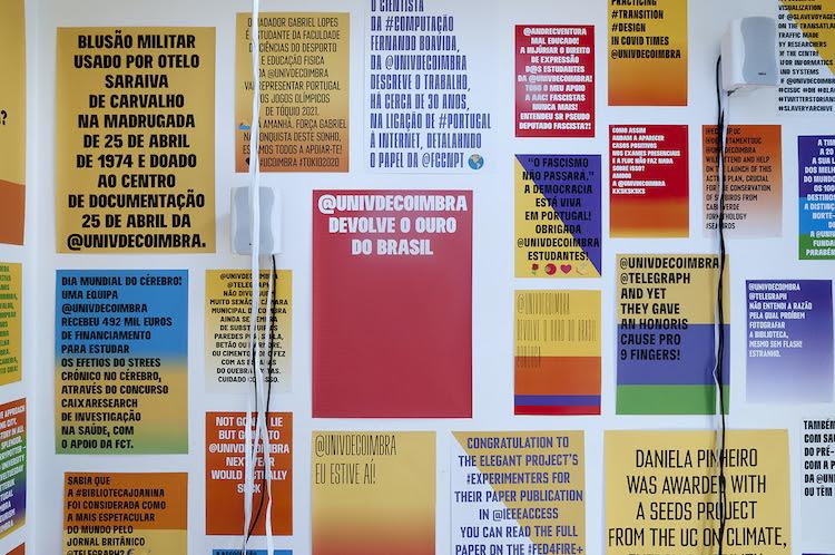 Jornal Campeão: MUSEU com instalação participativa sobre a UC