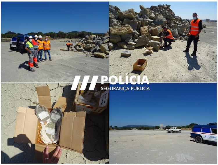 Jornal Campeão: PSP de Coimbra destrói explosivos através do método de detonação