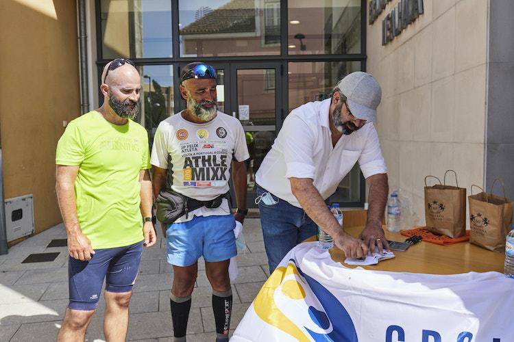 Jornal Campeão: Ultramaratonista João Paulo Félix passou pela Mealhada na corrida pelas crianças