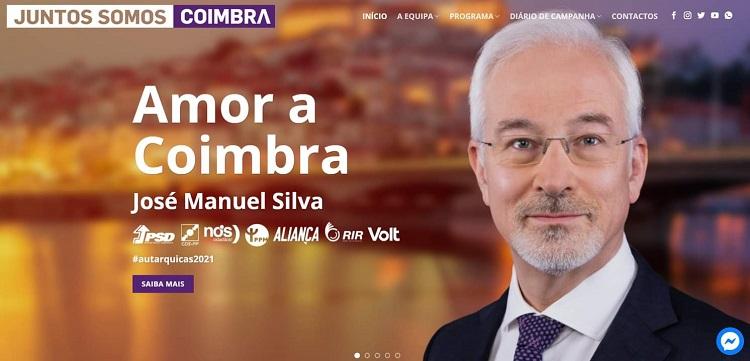 Jornal Campeão: Tribunal confirma José Manuel Silva como candidato pelos sete partidos da Coligação