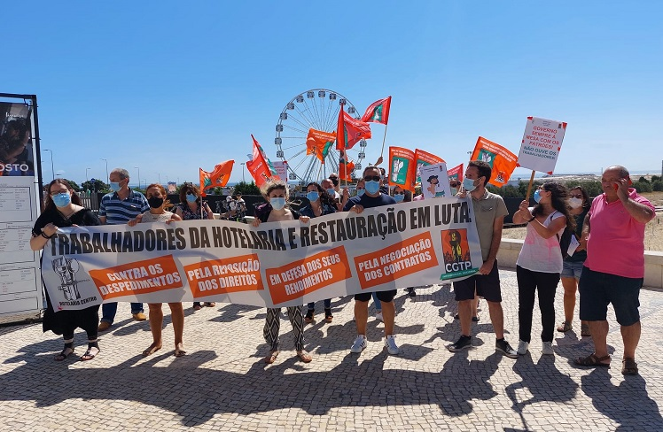 Jornal Campeão: Figueira da Foz: Trabalhadores da hotelaria e restauração exigem aumentos salariais