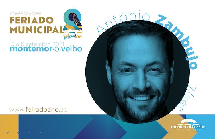 Jornal Campeão: António Zambujo estreia o palco das Comemorações do Dia do Município