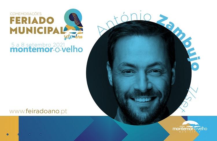 Jornal Campeão: António Zambujo esgota bilhetes online em Montemor-o-Velho