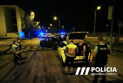 Jornal Campeão: PSP de Coimbra levou a cabo operações para pôr termo a corridas ilegais
