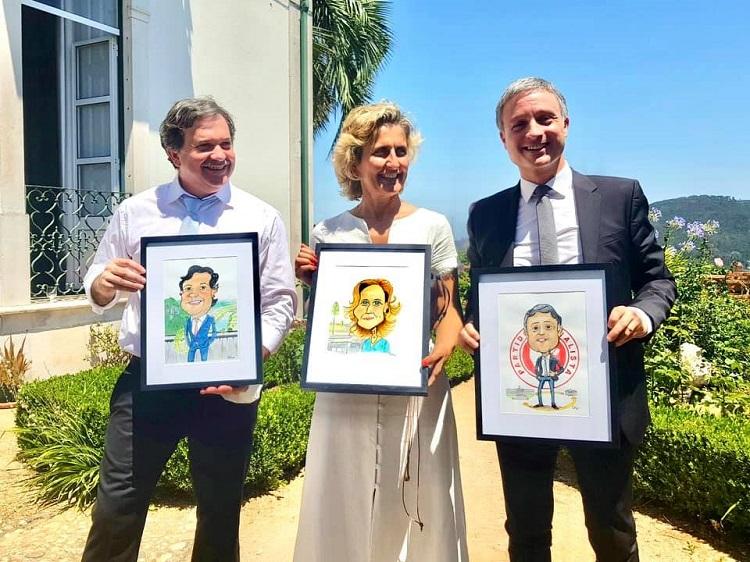 Jornal Campeão: PS apresenta candidatos autárquicos de Penacova