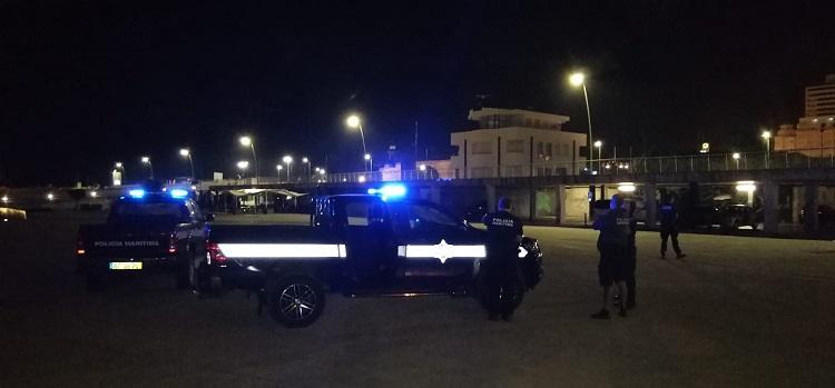Jornal Campeão: Polícia Marítima interrompe ajuntamentos com 500 pessoas na Figueira da Foz