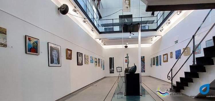 """Jornal Campeão: Exposição """"Sons da Água"""" pode ser visitada no Museu da Água em Coimbra"""
