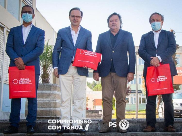 Jornal Campeão: Candidato do PS à Câmara de Tábua quer Ensino Superior no concelho