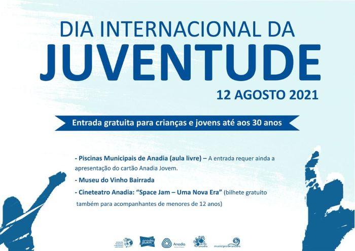 Jornal Campeão: Anadia prepara programa dedicado aos jovens em Dia Internacional da Juventude