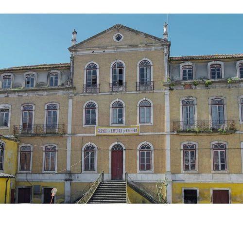 Jornal Campeão: CDU quer que Câmara de Coimbra adquira Antigo Grémio da Lavoura