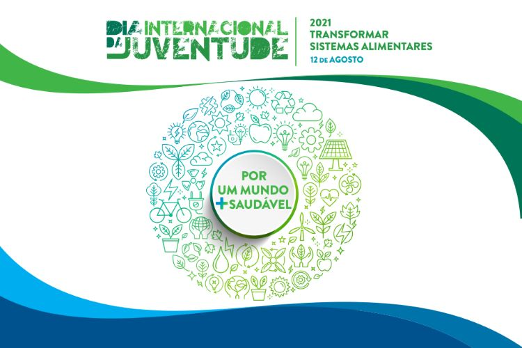 Jornal Campeão: Várias instituições assinalam Dia Internacional da Juventude