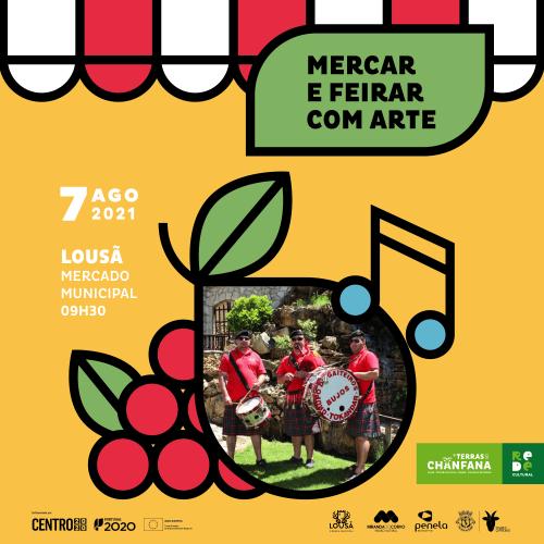 Jornal Campeão: Mercado Municipal da Lousã recebe animação cultural