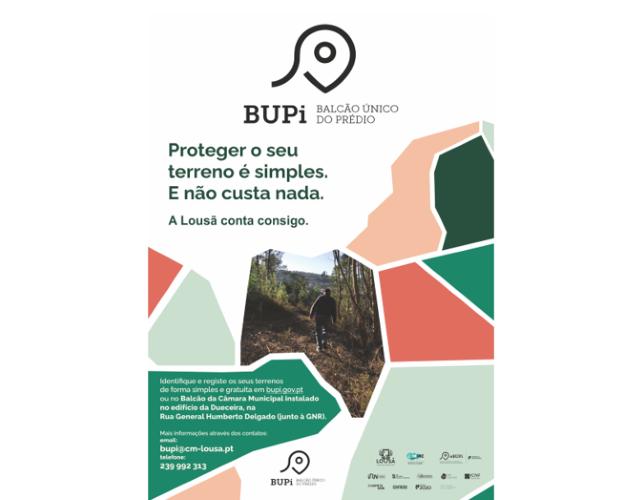 Jornal Campeão: BUPi da Lousã já afectou cerca de 600 representações gráficas georreferenciadas