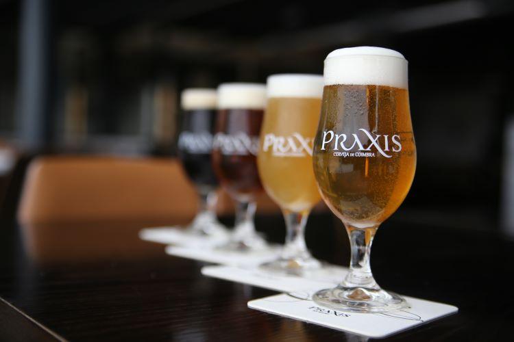 Jornal Campeão: Cerveja Praxis arrecada várias medalhas a nível internacional