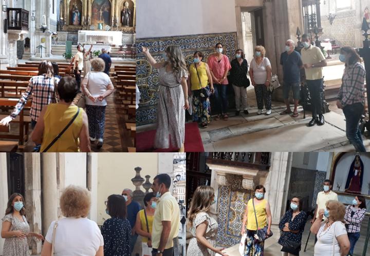 Jornal Campeão: Igreja de Nossa Senhora da Graça recebe visitas guiadas