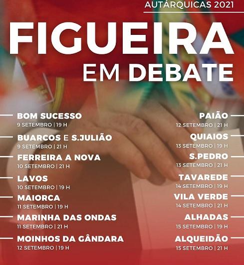 """Jornal Campeão: """"Autárquicas 2021 – Figueira da Foz em Debate"""" dá voz às 14 freguesias"""