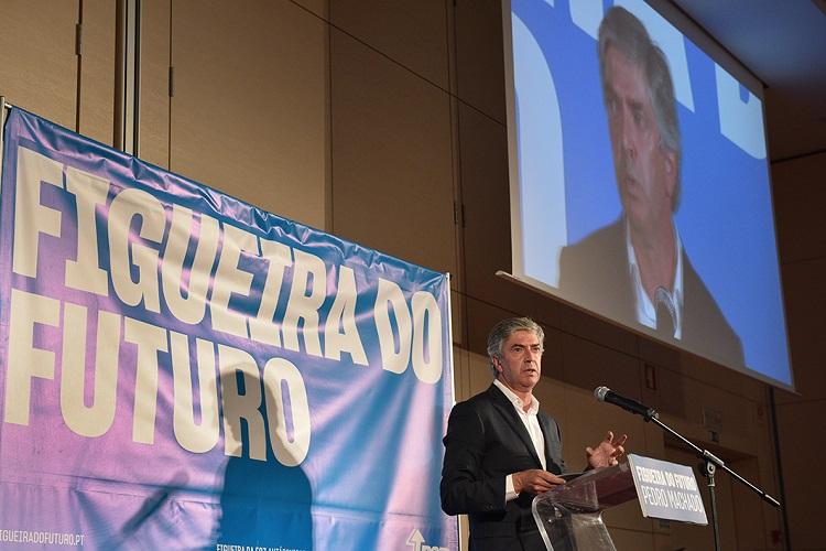 Jornal Campeão: Pedro Machado promete dois milhões para comércio e hotelaria da Figueira da Foz