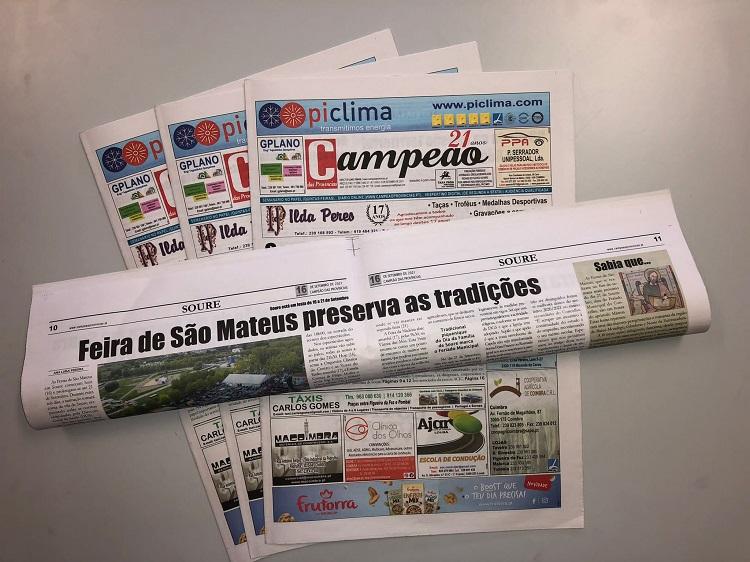 Jornal Campeão: Feira de São Mateus preserva as tradições