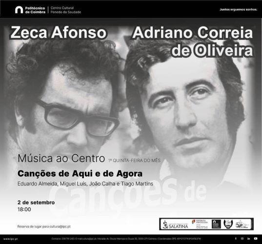 """Jornal Campeão: Centro Cultural do IPC recebe concerto """"Músicas de Aqui e de Agora"""""""