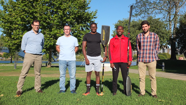 Jornal Campeão: Fluvial de Coimbra estreita laços com Moçambique