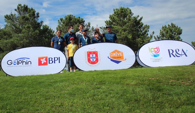 Jornal Campeão: Clube Golfe Cantanhede vence Drive Challenge