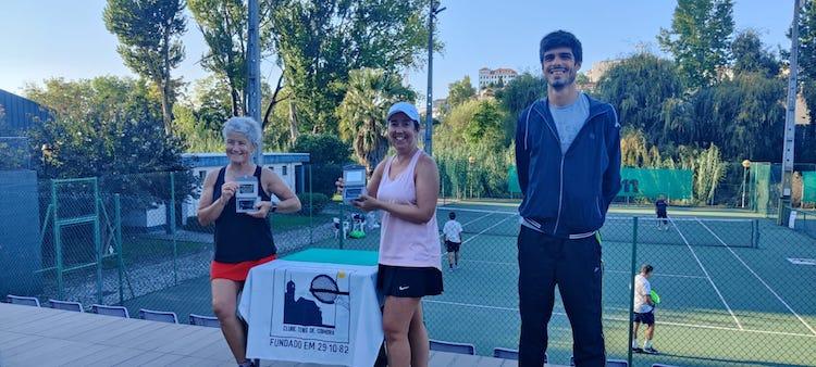 Jornal Campeão: Clube Ténis de Coimbra organizou fim-de-semana desportivo