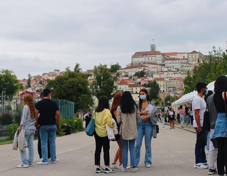 Jornal Campeão: Conselho criado em Coimbra junta comunidades de alunos estrangeiros