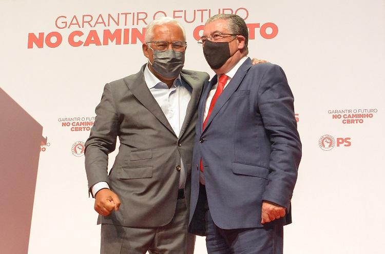 Jornal Campeão: António Costa promete vida para os Covões e nova Maternidade em Coimbra