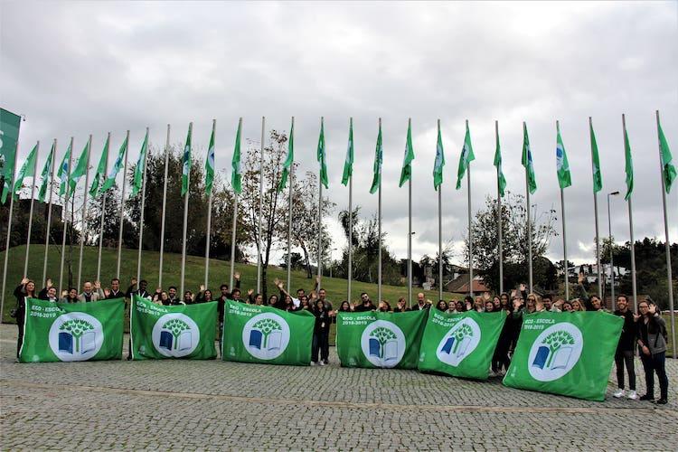 Jornal Campeão: Politécnico de Coimbra renova galardão Eco-Escolas